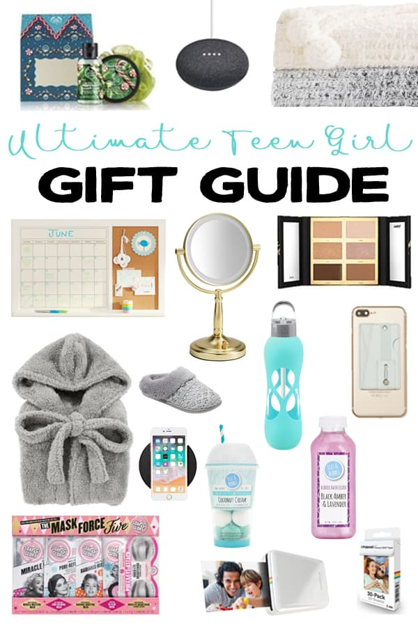 ultimate teen girl gift guide