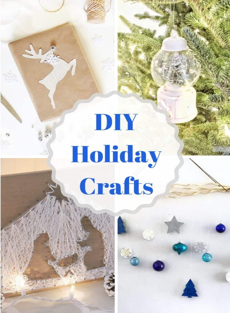 DIY Holiday Craft Projects
