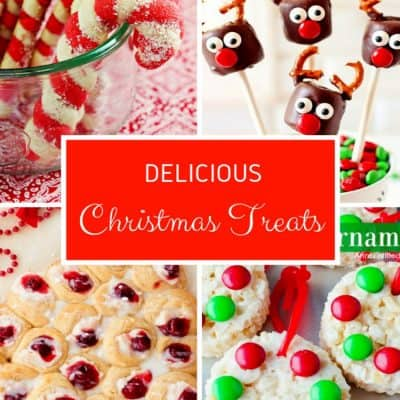 Delicious Christmas Treats