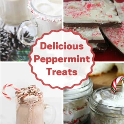 Peppermint Treats at IMM #248