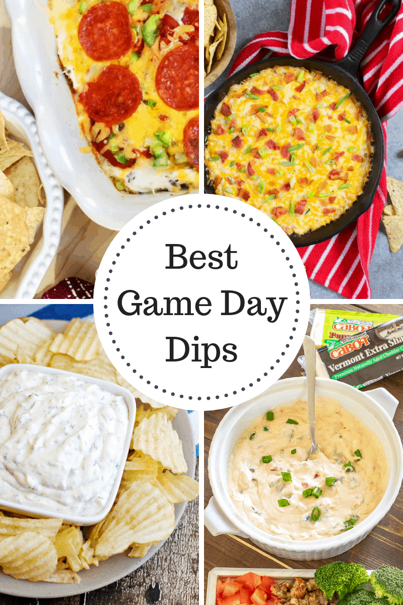 Best Game Day Dips at IMM #253