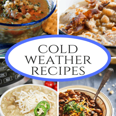 Cold Weather Recipes at IMM #250