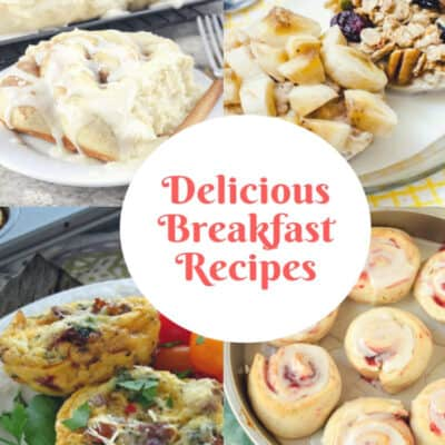 Delicious Breakfast Recipes at IMM
