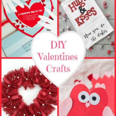 DIY Valentine Crafts at IMM #254