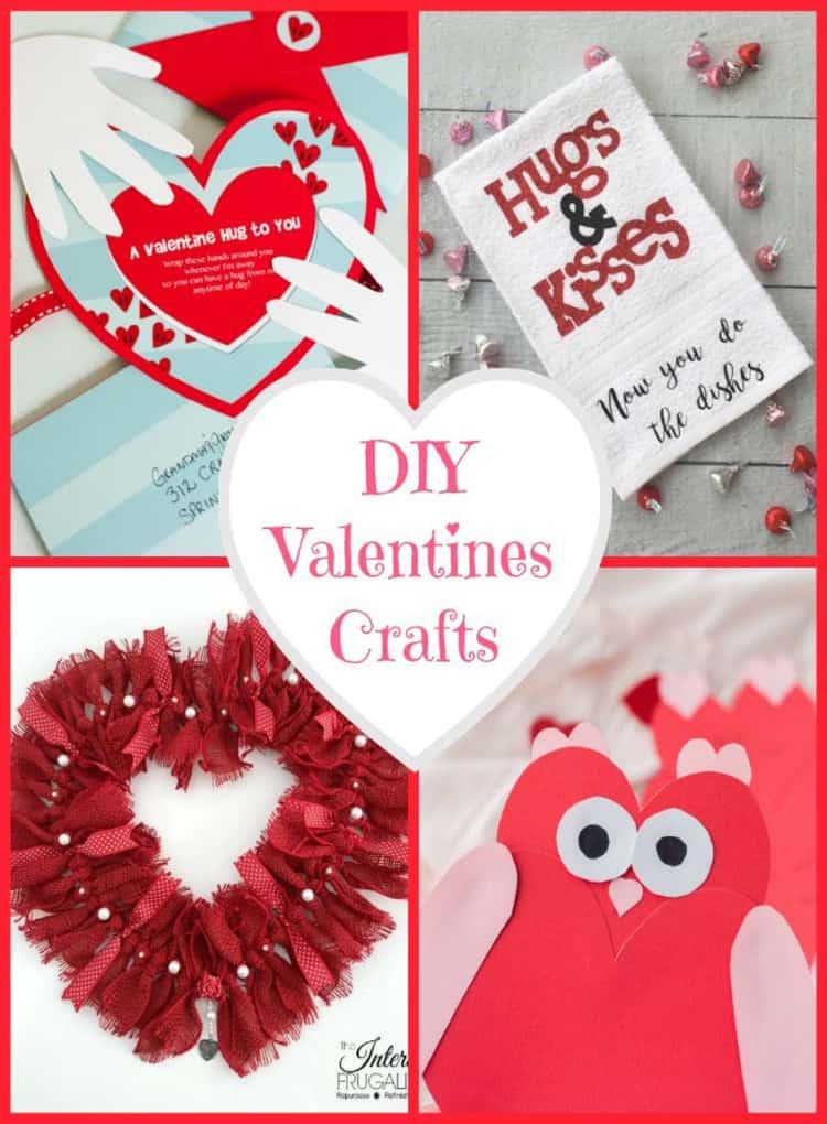 DIY Valentine Crafts at IMM #254