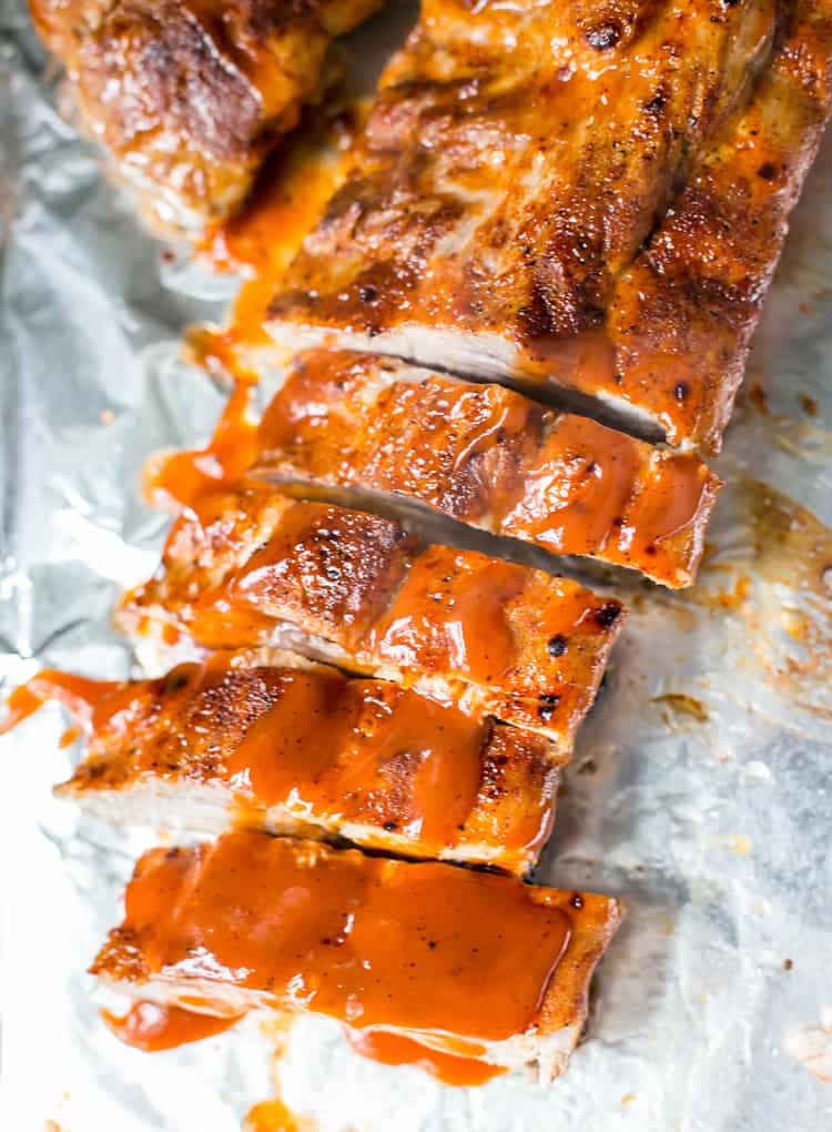 Pressure Cooker Spicy Ribs