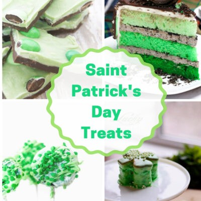 St. Patrick's Treats at IMM #257