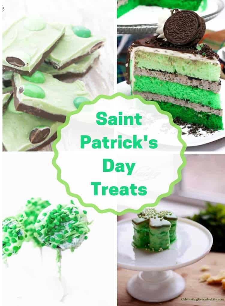 St. Patrick's Treats at IMM #257