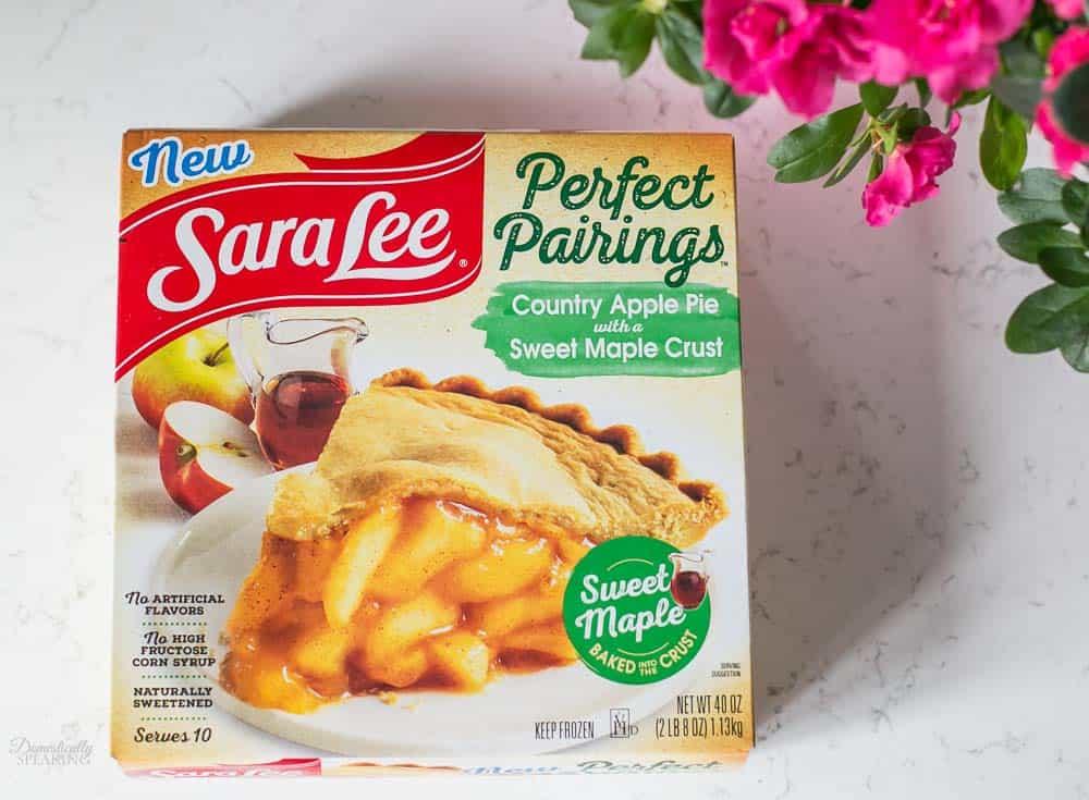 Sara Lee Perfect Pairings Apple Pie