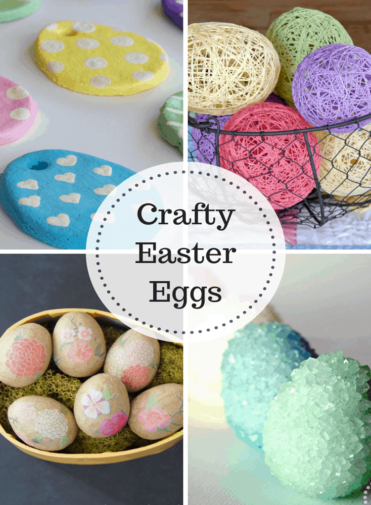 Crafty Easter Eggs at IMM #258