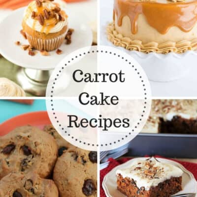 Carrot Cake Recipes at IMM