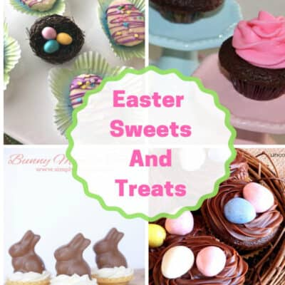 Easter Sweets and Treats at IMM
