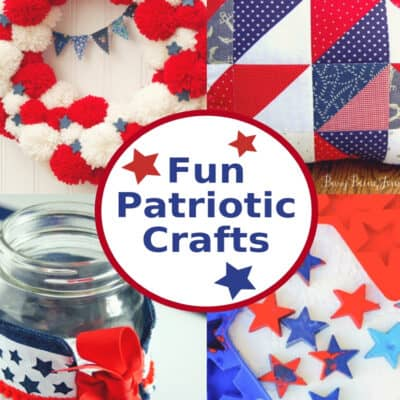 Fun Patriotic Crafts
