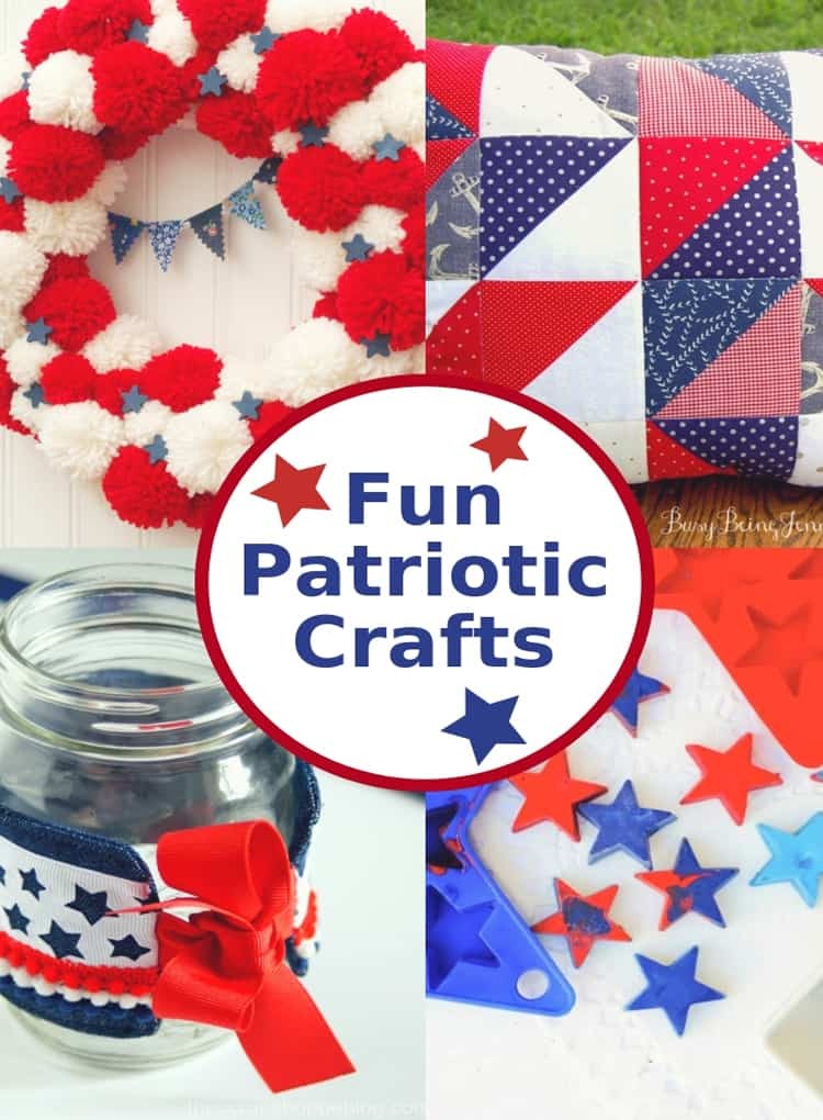 Fun Patriotic Crafts