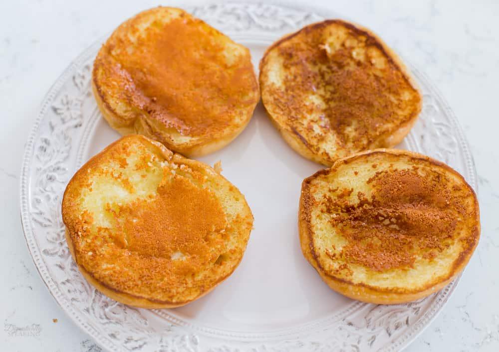 Parmesan Cheese Buns
