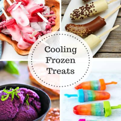 Cooling Frozen Treats at IMM
