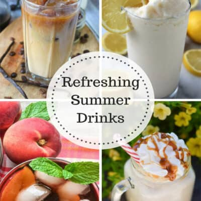Refreshing Summer Drink Recipes at IMM