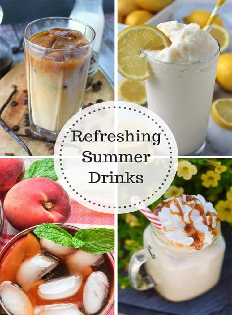 Refreshing Summer Drink Recipes at IMM