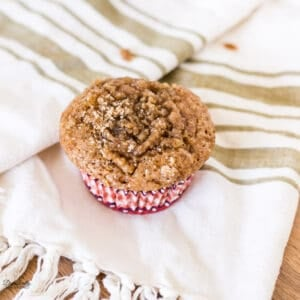 Pumpkin Muffin with great fall spices
