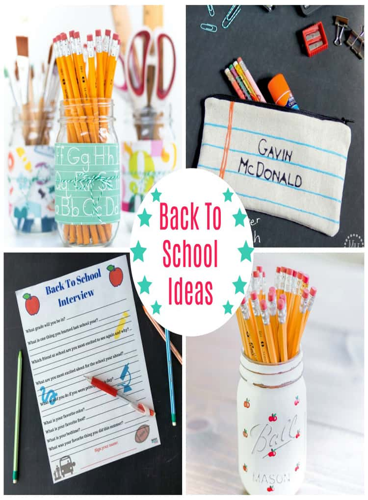 Back to School Ideas at IMM
