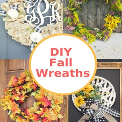 DIY Fall Wreaths at IMM