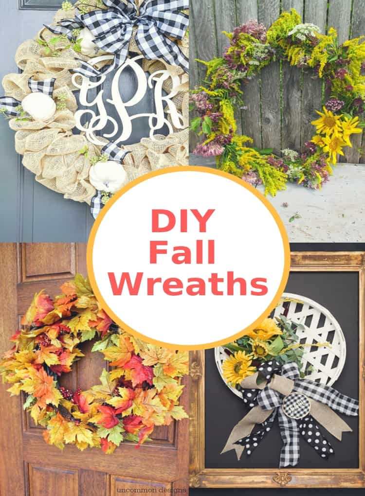 DIY Fall Wreaths at IMM