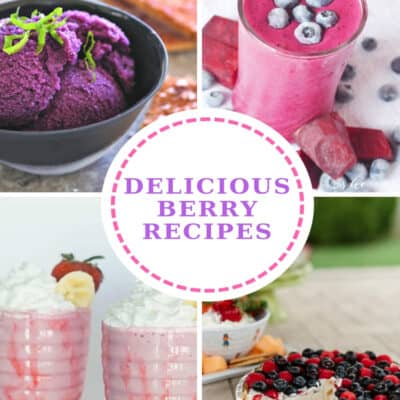 Delicious Berry Recipes at IMM