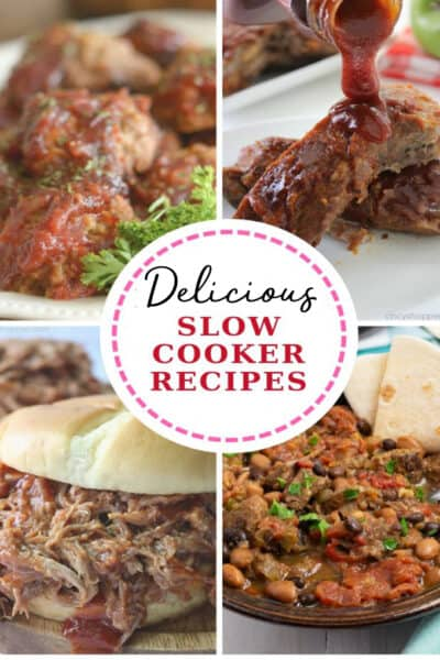 Delicious Slow Cooker Recipes