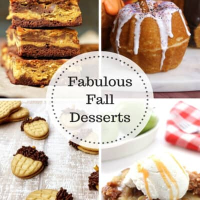 Fabulous Fall Dessert