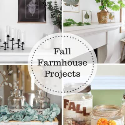 Fall Farmhouse Projects at IMM