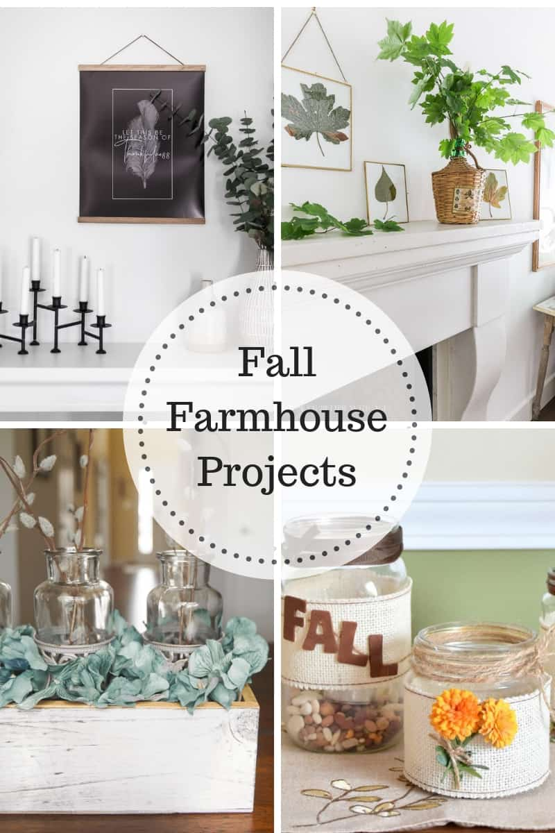 Fall Farmhouse Projects