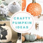 Crafty Pumpkin Ideas