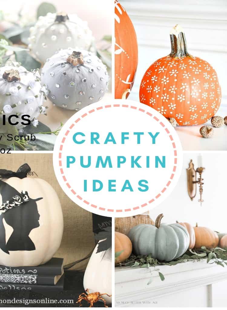 Crafty Pumpkin Ideas