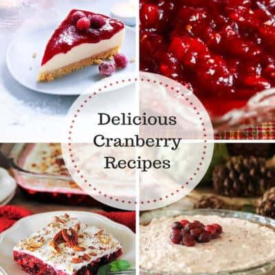 Delicious Cranberry Recipes