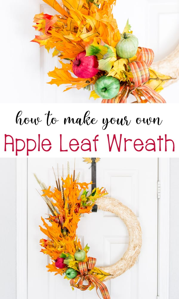 Apple Leaf Wreath