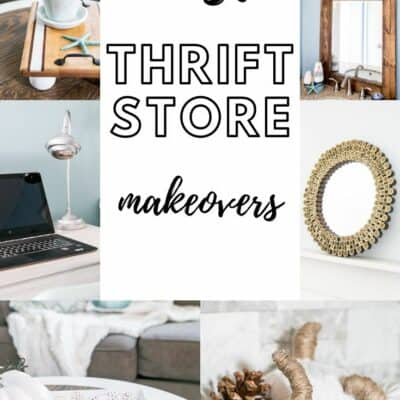 Best Thrift Store Makeovers