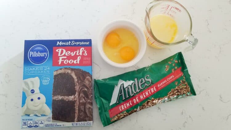 Andes Mint Bar Cookies Ingredients