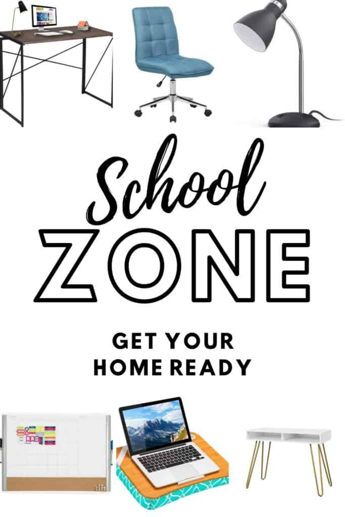 How to Create a School Zone