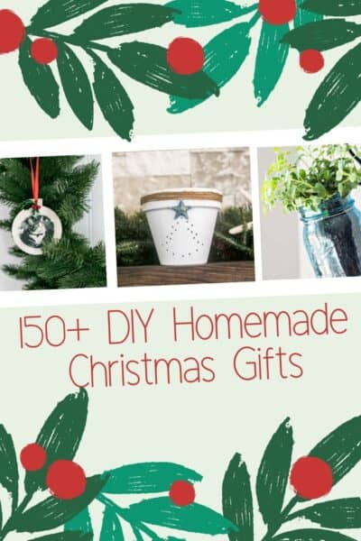 DIY Homemade Christmas Gifts