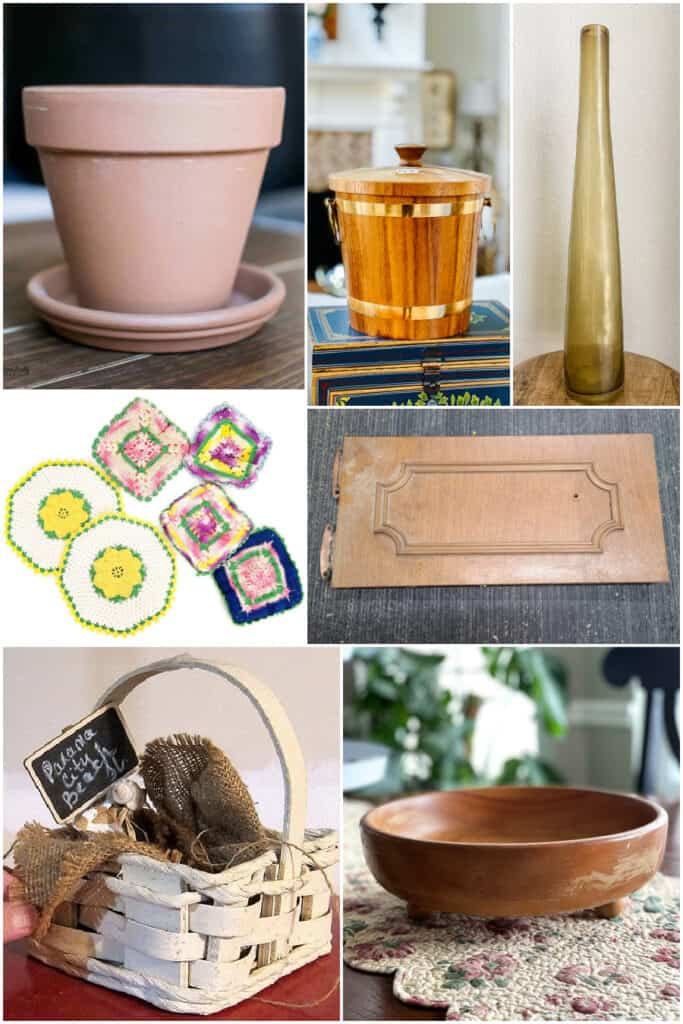 Great Thrift Store Makeovers