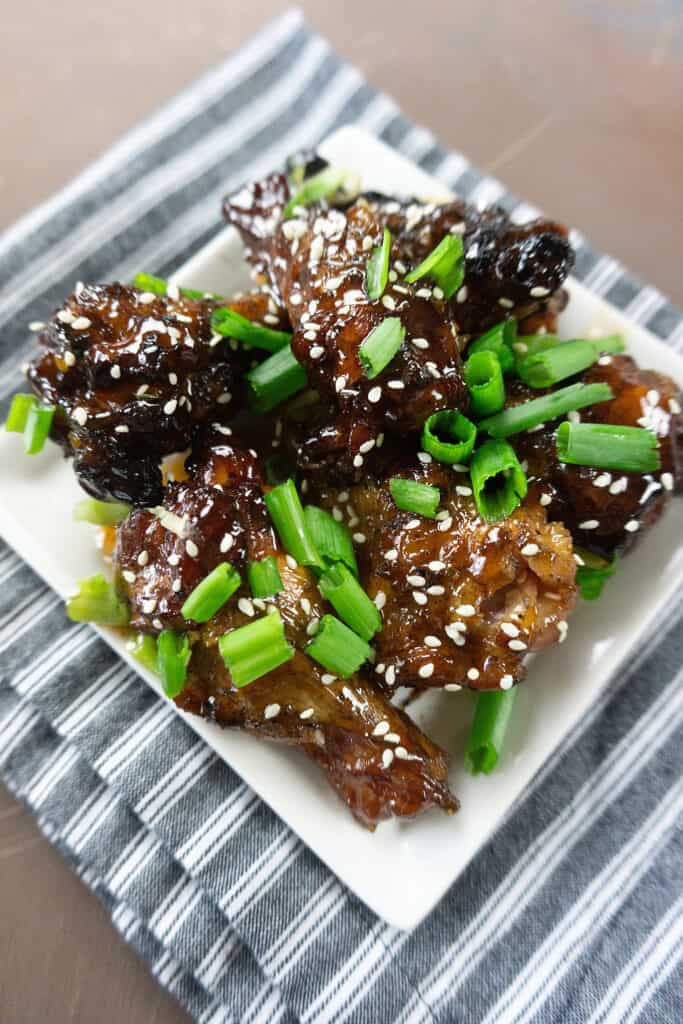 Smoked Sweet Thai Wings