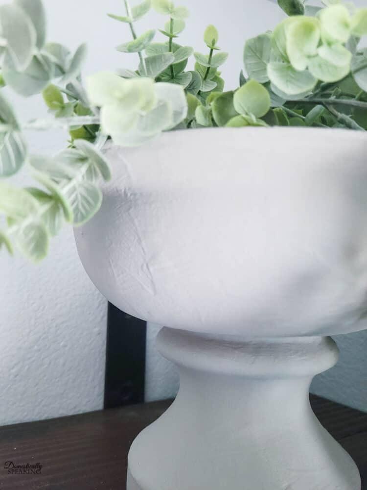 Faux Stoneware Bowl